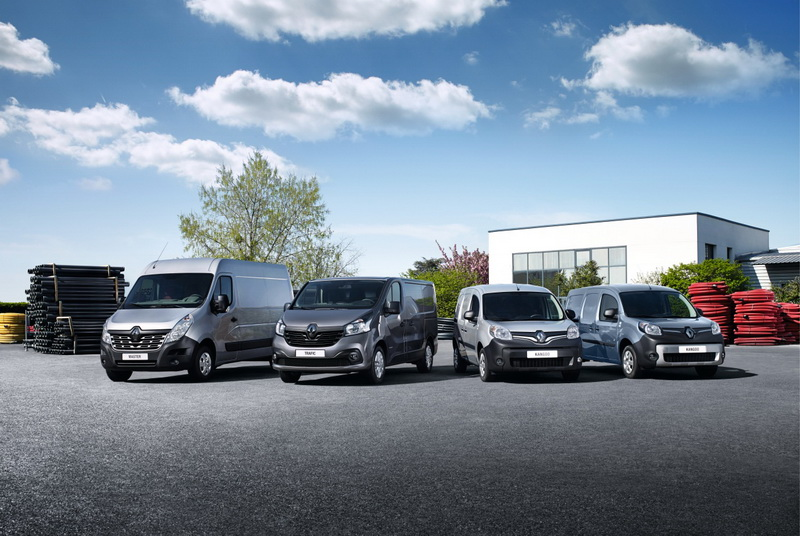 GAMME VEHICULES UTILITAIRES