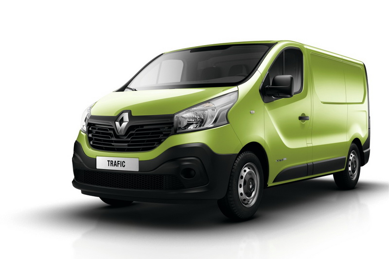 RENAULT TRAFIC (F82) - PHASE 1